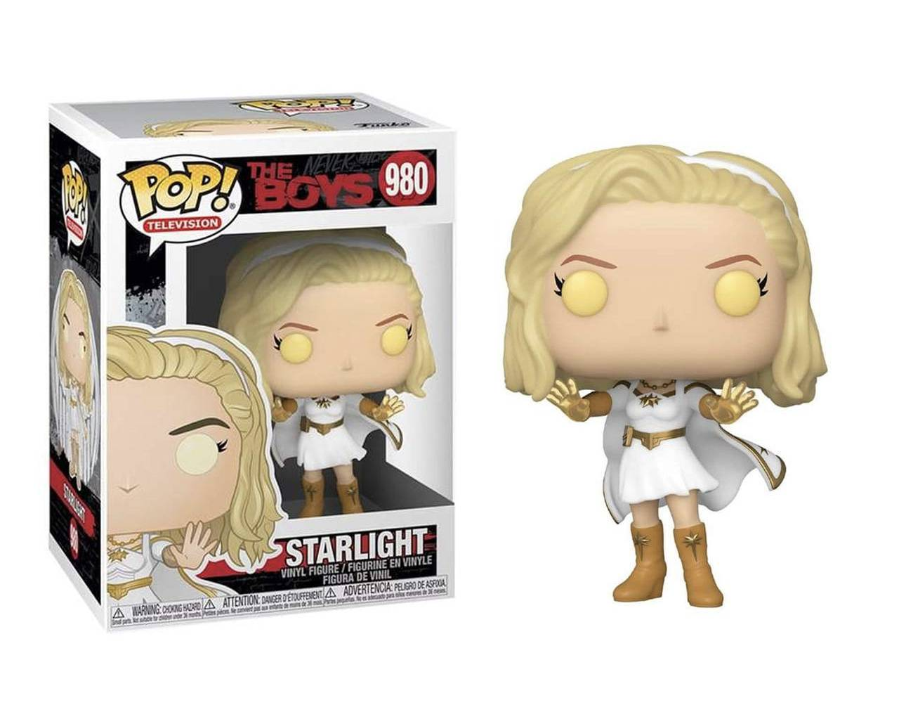 Starlight Pop! Vinyl