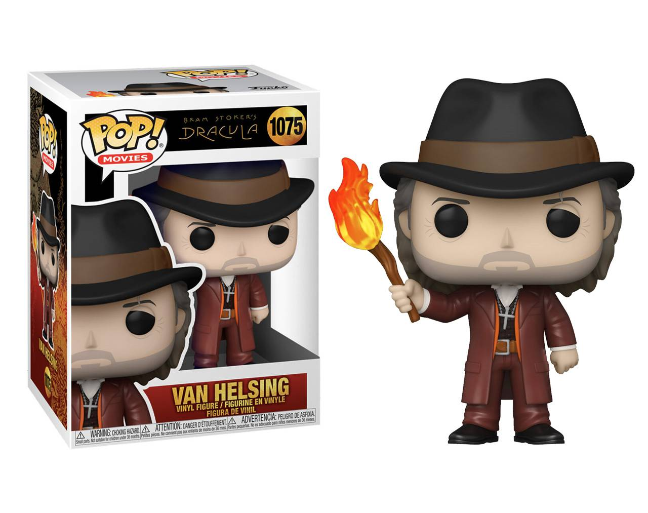 Van Helsing Pop! Vinyl