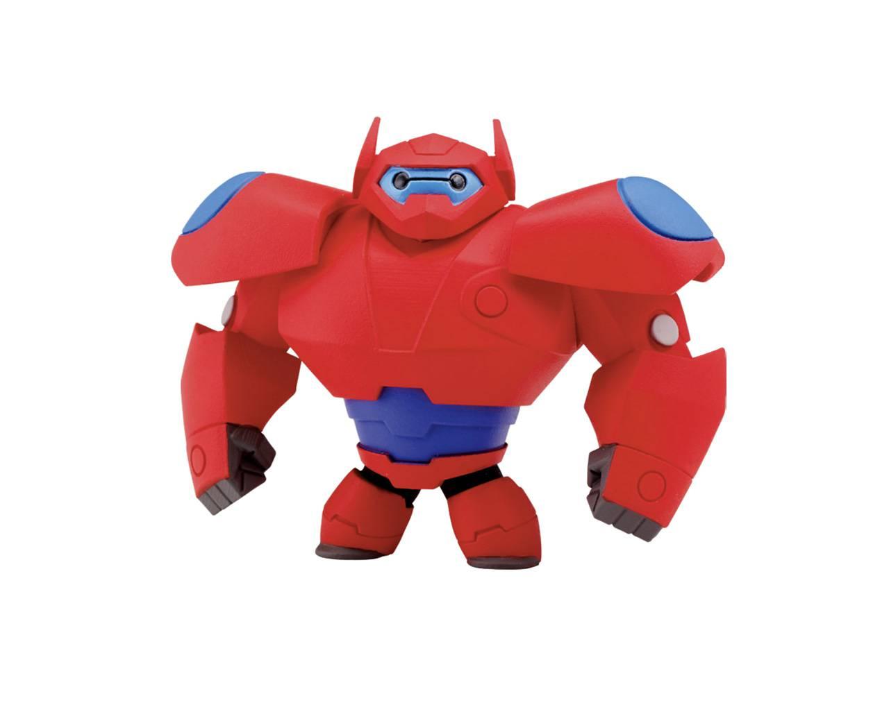 Baymax Armored (Mini) Bandai