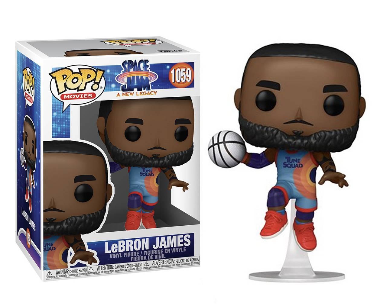 LeBron James (Space Jam 2) Pop! Vinyl