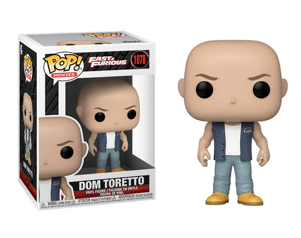 Dom Toretto Pop! Vinyl