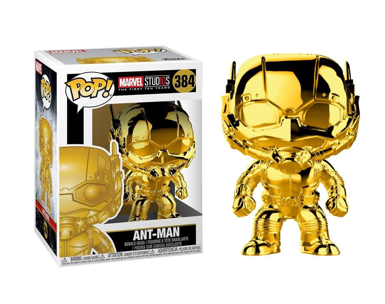 Ant Man (Chrome) Pop! Vinyl