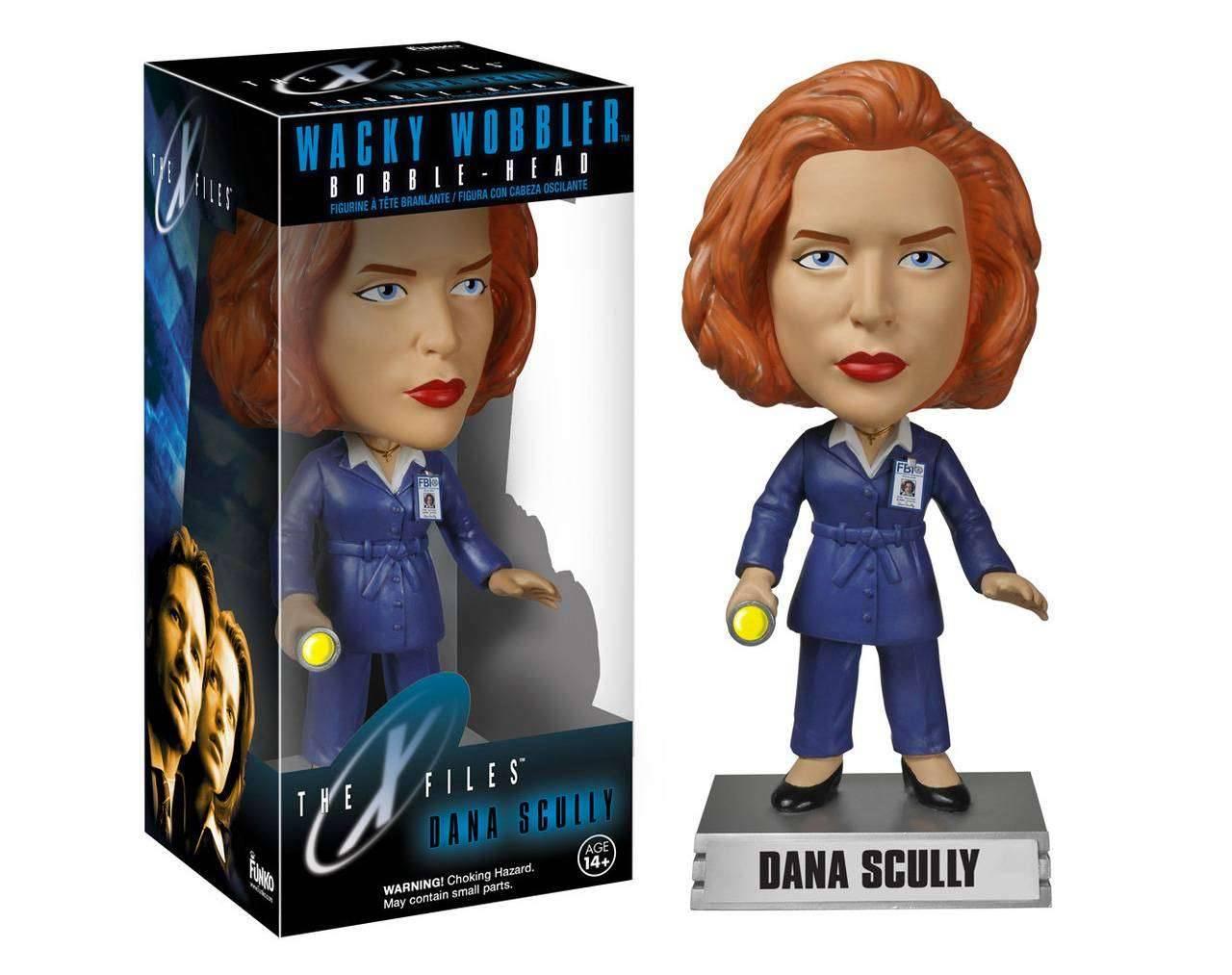 Danna Scully Wacky Wobbler