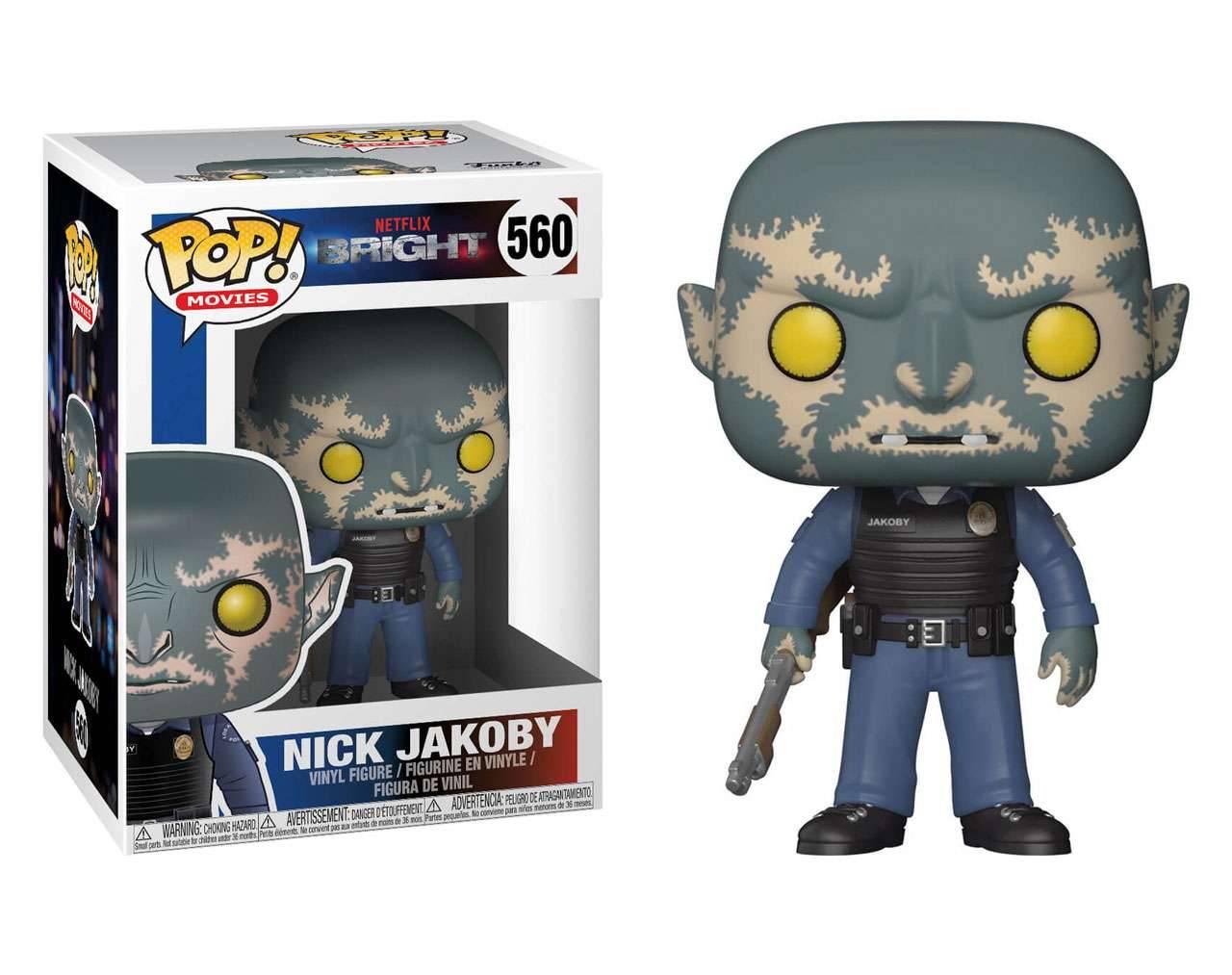 Nick Jakoby Pop! Vinyl