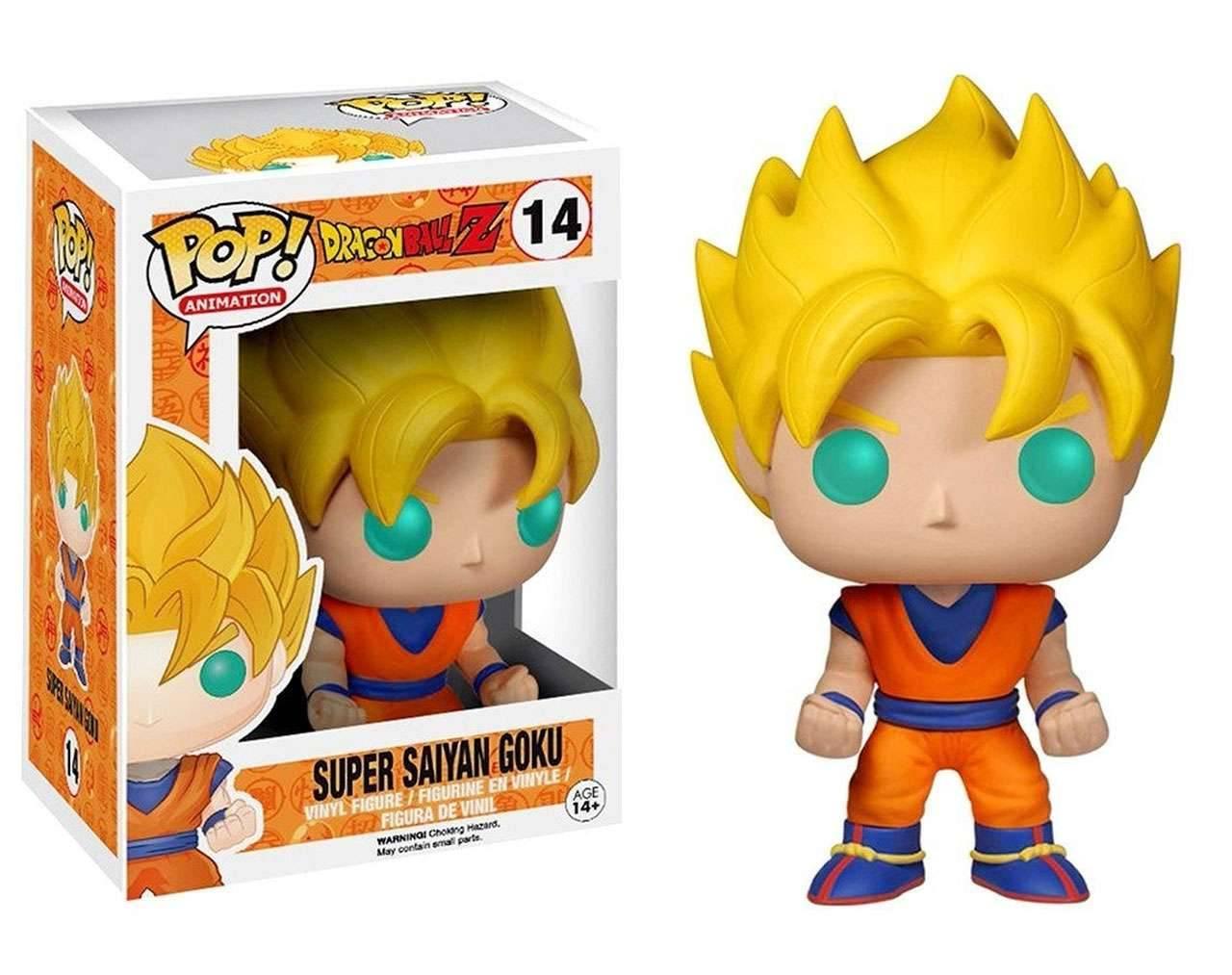 Super Saiyan Goku Pop! Vinyl