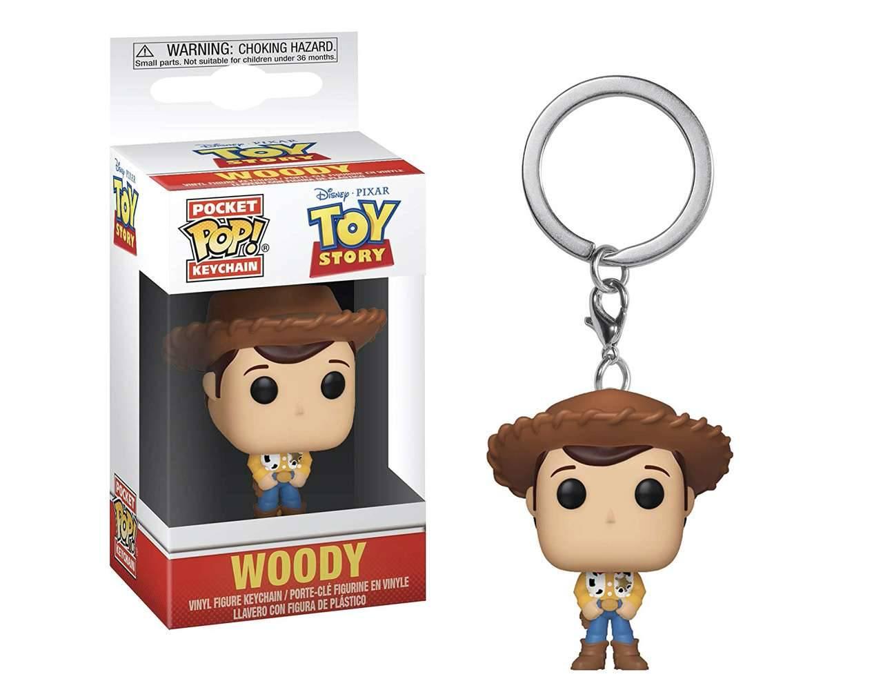Woody (Llavero) Pop! Vinyl