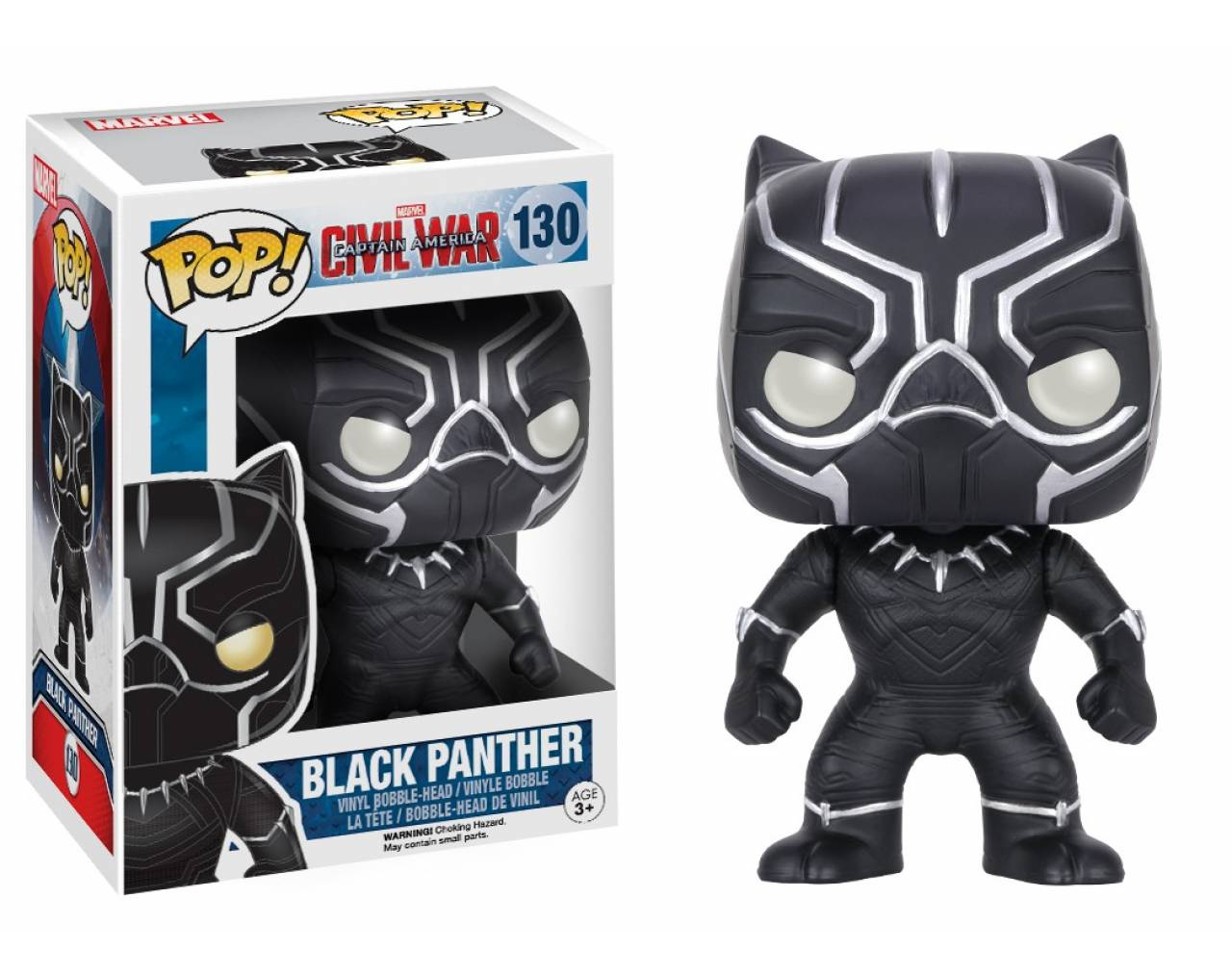 Black Panther (Civil War) Pop! Vinyl
