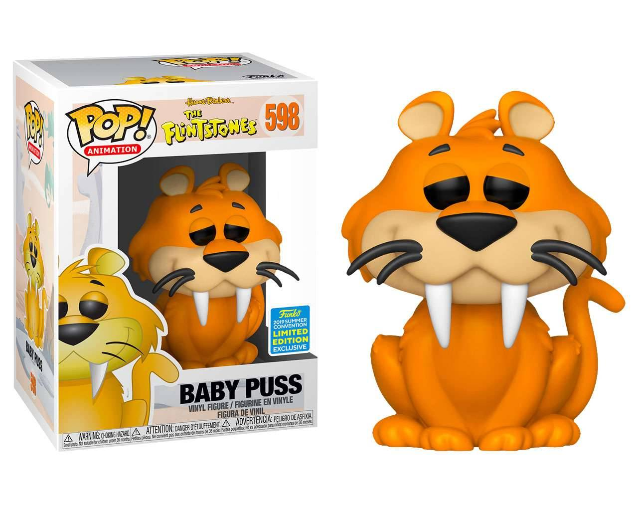 Baby Puss (SDCC 2019) Pop! Vinyl