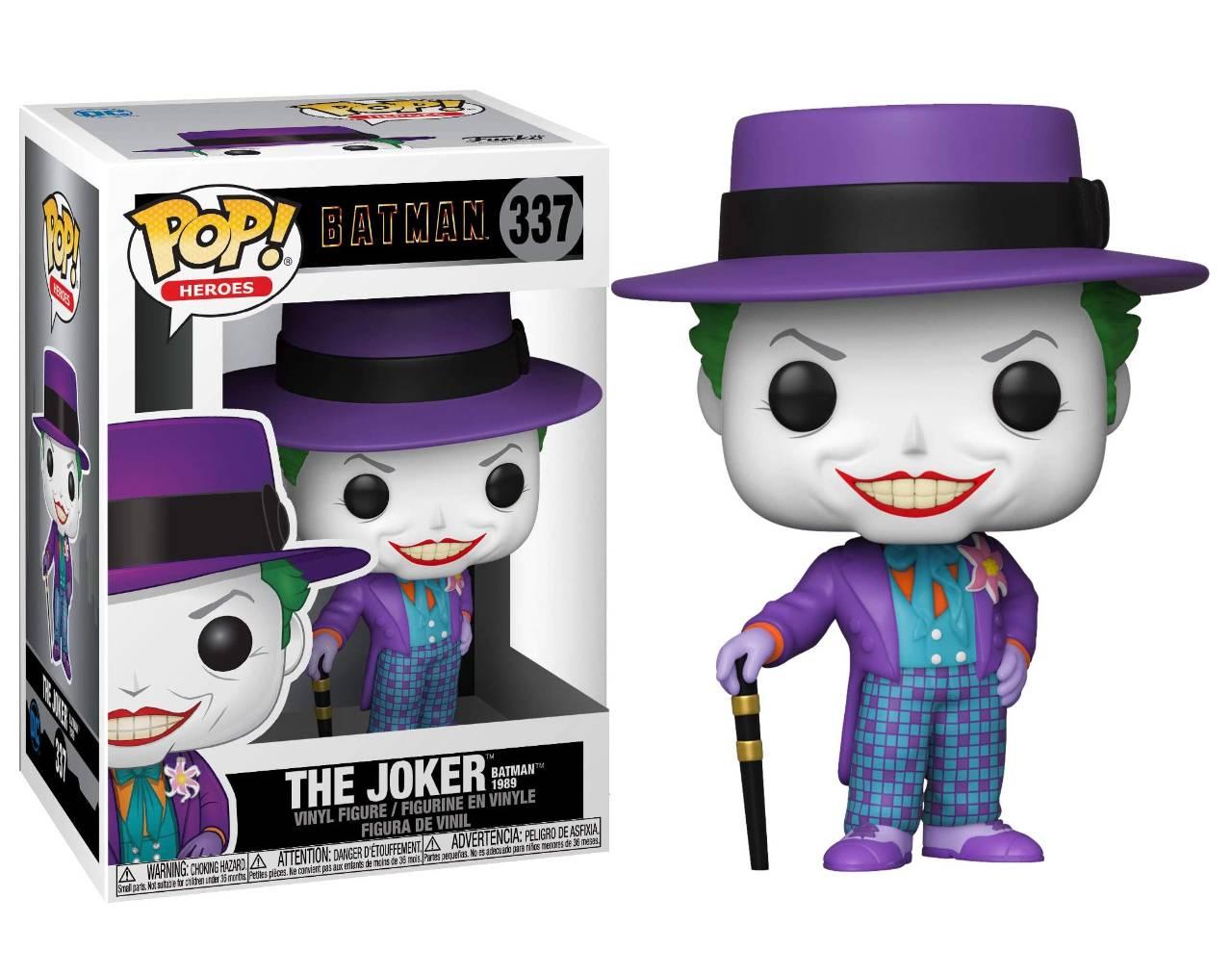 The Joker (Batman 1989) Pop! Vinyl