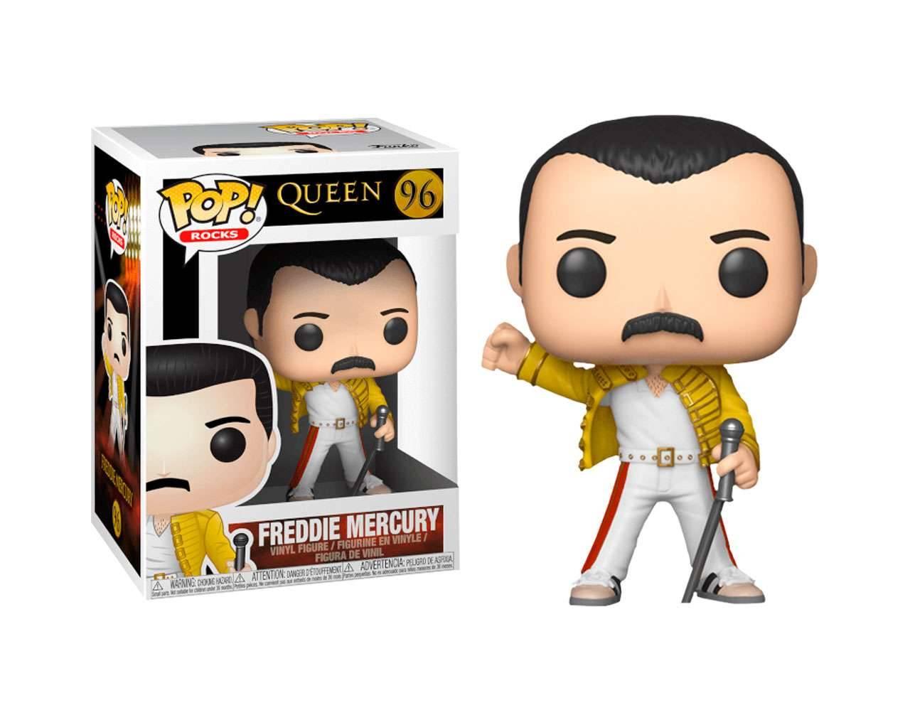 Freddie Mercury (Wembley 1986) Pop! Vinyl