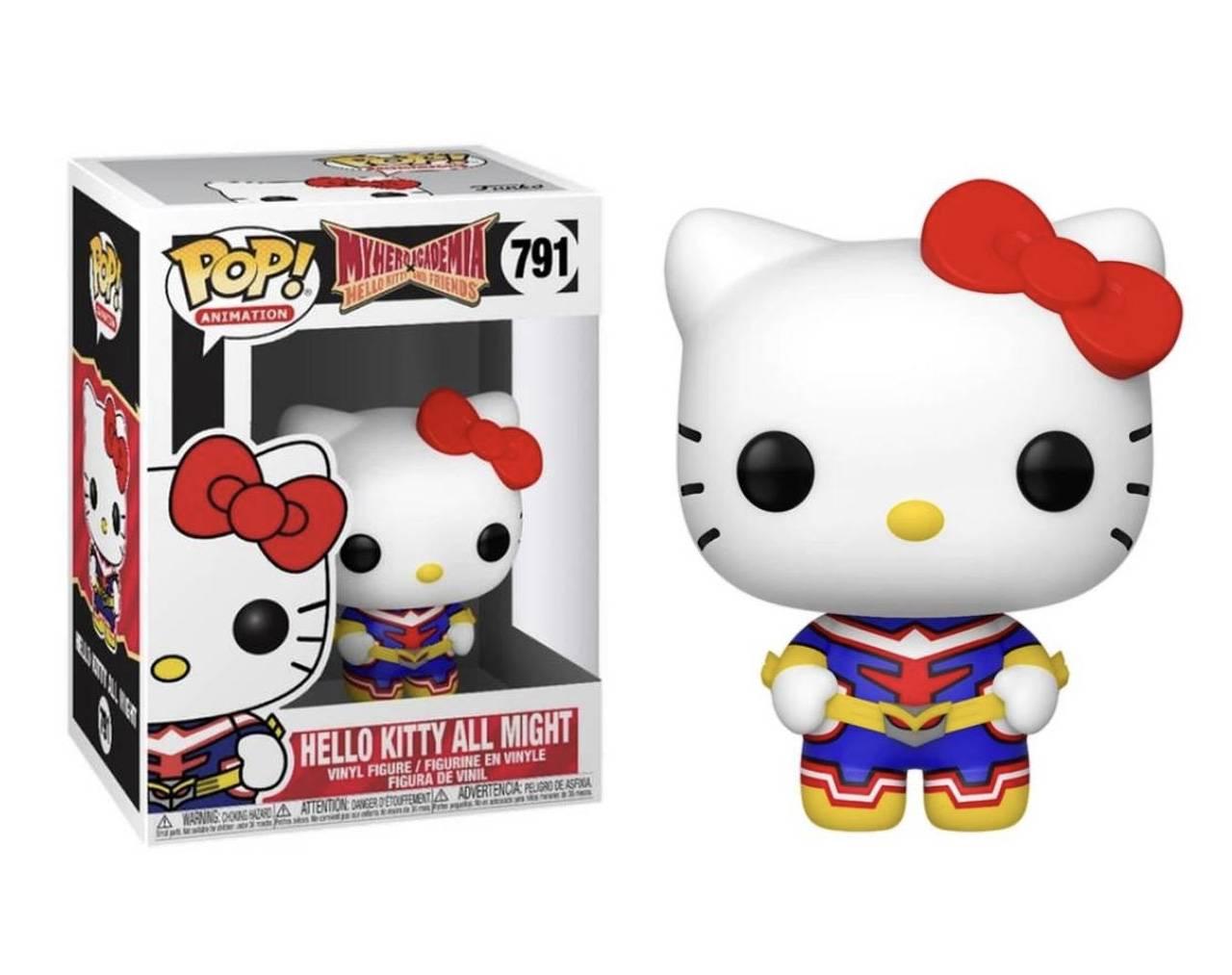 Hello Kitty All Might Pop! Vinyl