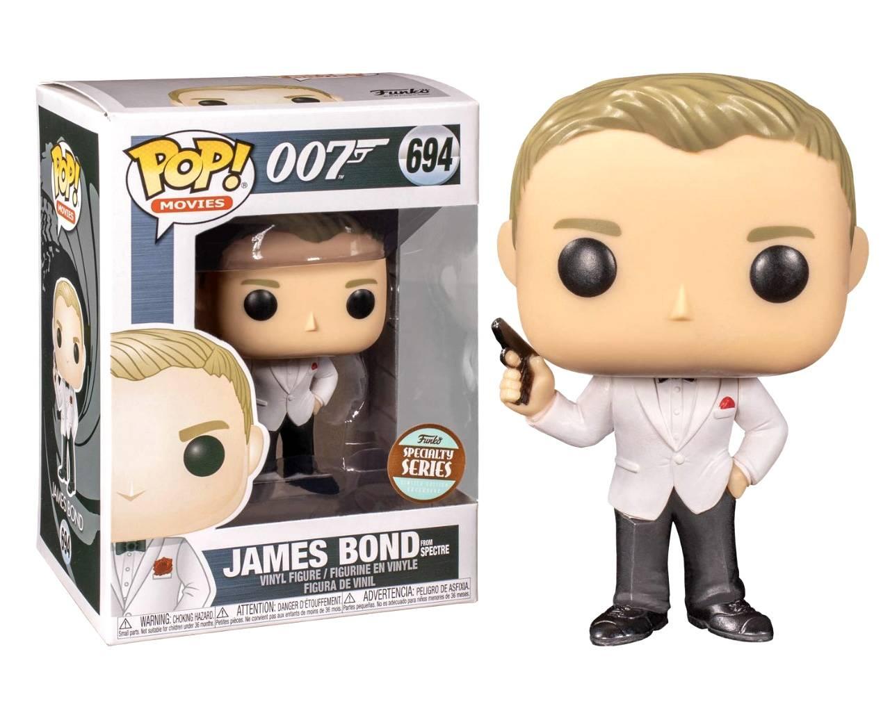 James Bond from Spectre (Specialty Series) Pop! Vinyl
