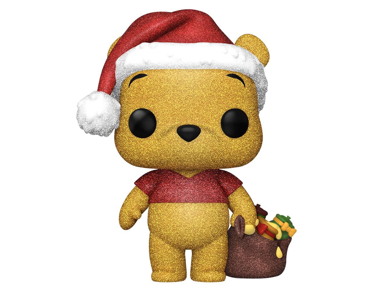 Winnie The Pooh (Holiday) Diamond Collection Pop! Vinyl