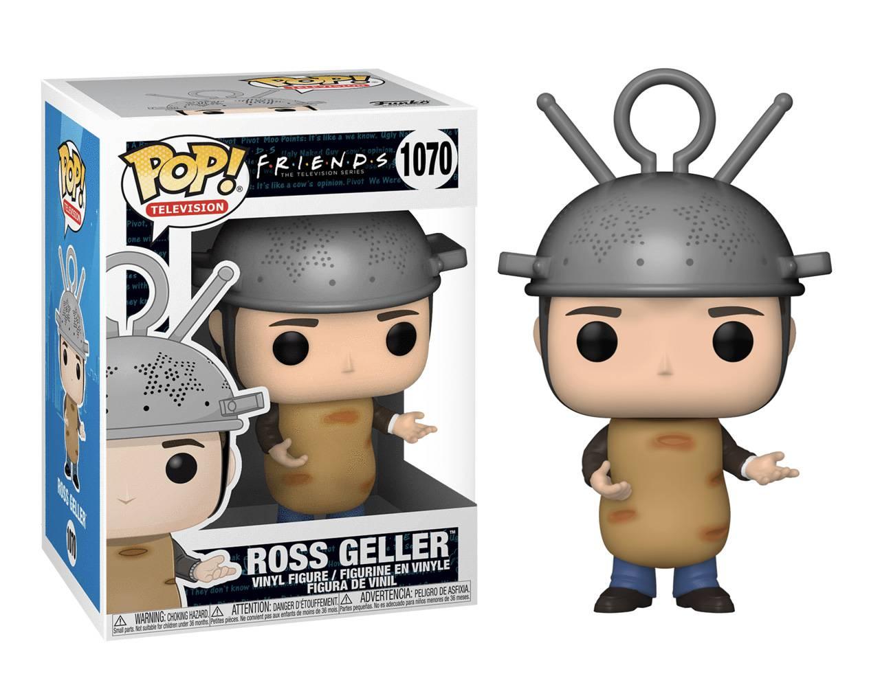 Ross Geller (Spudnik) Pop! Vinyl