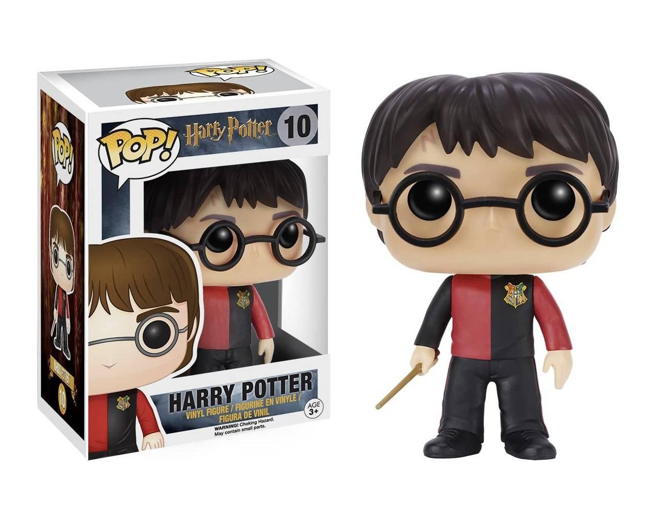 Harry Potter (Tri Wizard) Pop! Vinyl