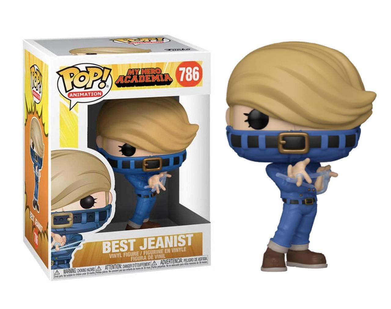 Best Jeanist Pop! Vinyl