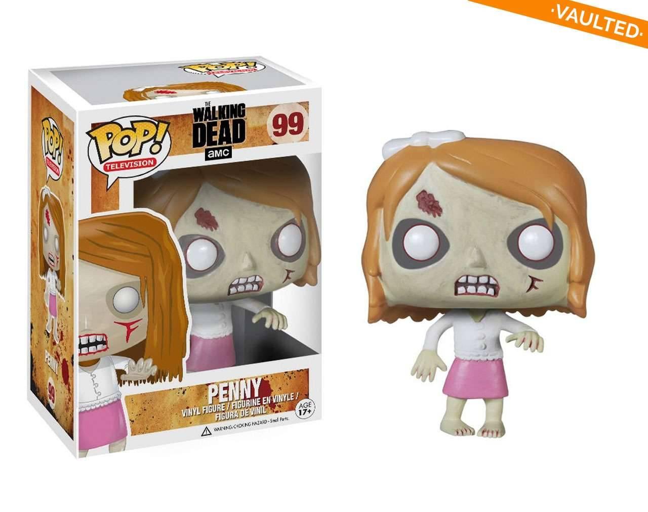 Penny Zombie (Vaulted) Pop! Vinyl