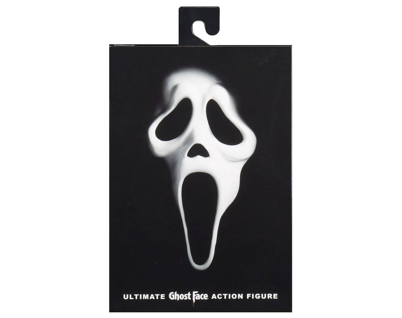 Ghostface (Ultimate Action Figure) NECA.