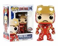 Iron Man (Unmasked) Pop! Vinyl